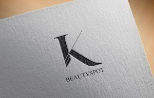Grafično oblikovanje K Beauty SPOT